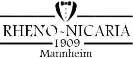 Corps Rheno-Nicaria Logo